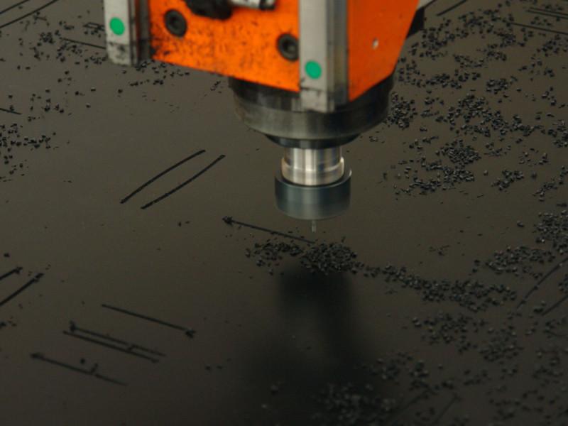 Frezowanie tworzyw sztucznych
